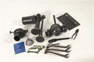 Ford Tools and Ephemera