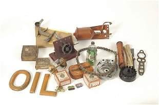 Assorted Automotive Mechanical Components