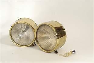 C.M. Hall Depress Beam Headlamps