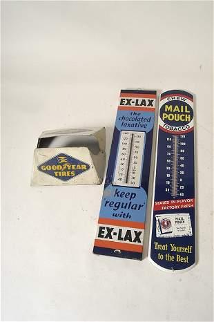 Original Period Advertising Items