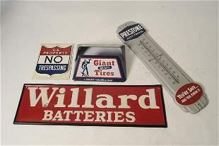 Original Assorted Advertising Items