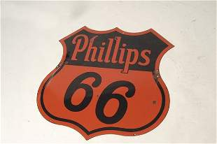 Phillips Route 66 Sign
