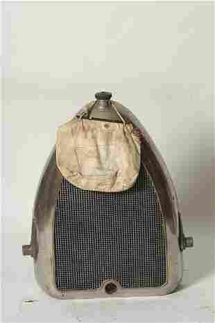 Radiator & Water Bag