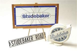 Modern Studebaker Signs