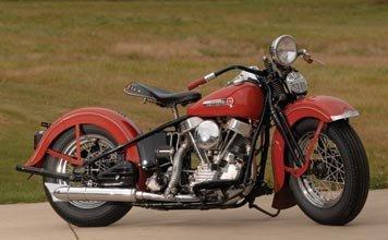 204: 204-1948 Harley-Davidson Panhead