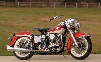 206: 206-1965 Harley-Davidson Electraglide