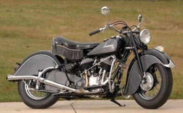 207: 207-1948 Indian Chief