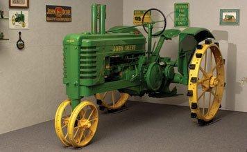 209: 209-1934 John Deere Model B Tractor