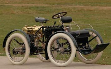 211: 211-1900 De Dion-Engined Quadricycle