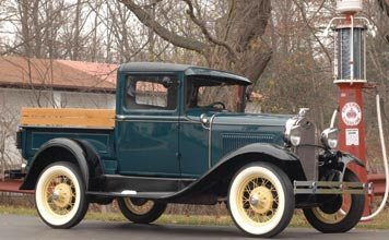 212: 212-1930 Ford Model A