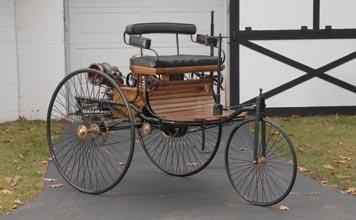 213: 213-1886 Benz Replica