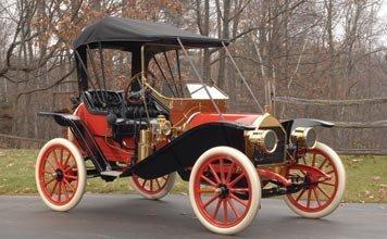 216: 216-1910 Hupmobile Model 20