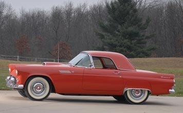 217: 217-1955 Ford Thunderbird