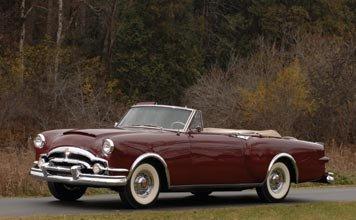 220: 220-1953 Packard Caribbean