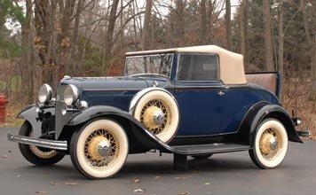 221: 221-1932 Ford V8