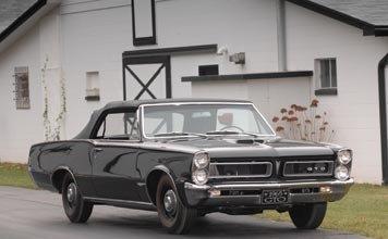 222: 222-1965 Pontiac GTO Tri-Power