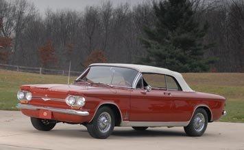 270: 270-1964 Chevrolet Corvair Monza