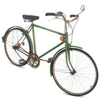 101: 101-John Deere Men's Bicycle