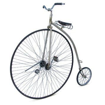 104: 104-Boneshaker Bicycle