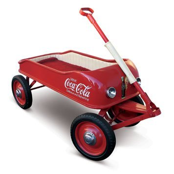 106: 106-Coca-Cola Wagon