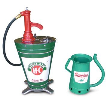 117: 117-Sinclair Oil Dispensers