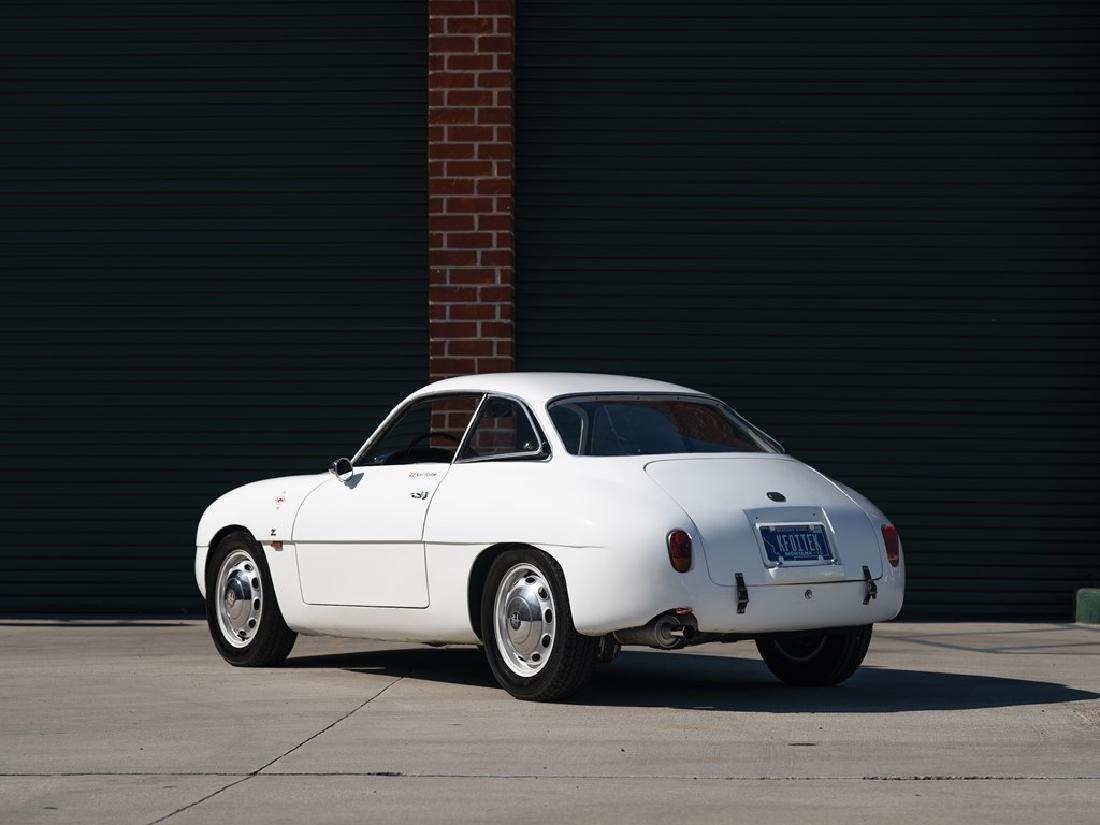 1960 Alfa Romeo Giulietta Sprint Zagato - 2