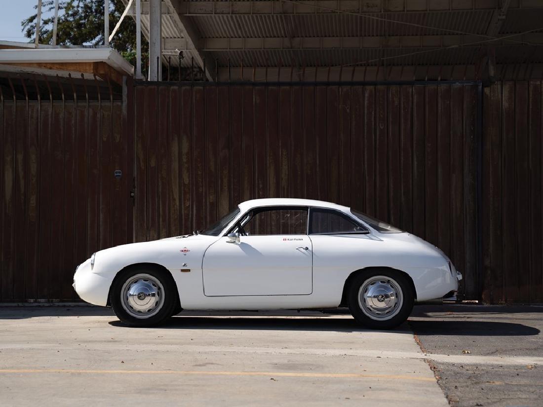 1960 Alfa Romeo Giulietta Sprint Zagato - 5