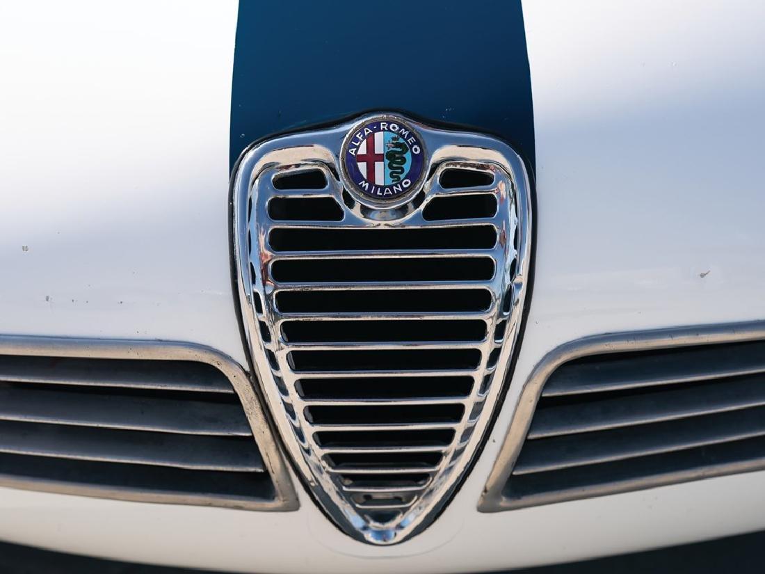 1960 Alfa Romeo Giulietta Sprint Zagato - 6