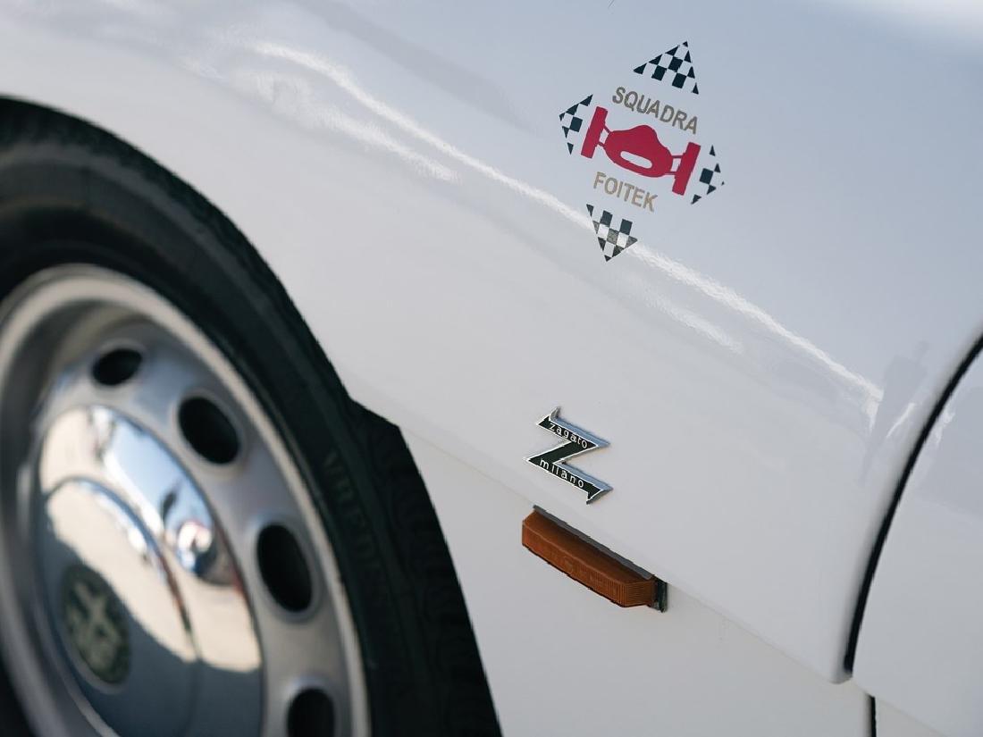 1960 Alfa Romeo Giulietta Sprint Zagato - 7