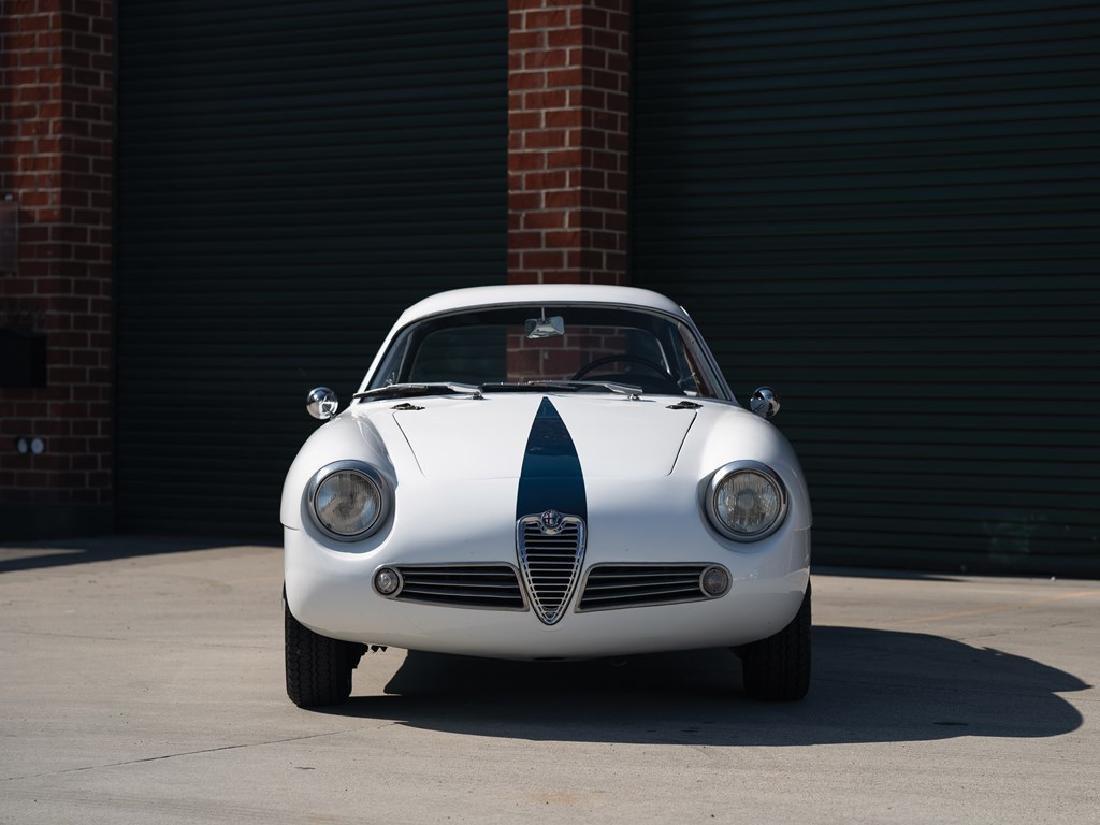 1960 Alfa Romeo Giulietta Sprint Zagato - 8