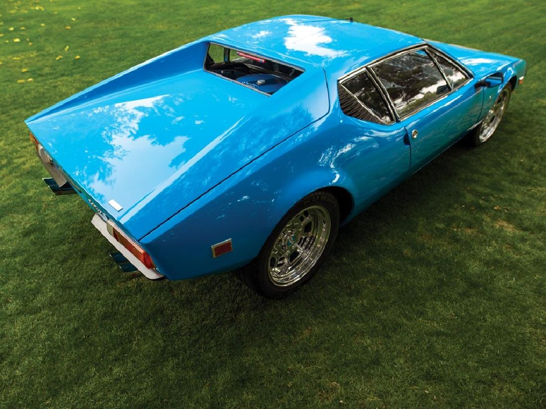 1971 De Tomaso Pantera by Ghia - 2