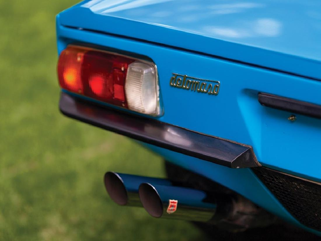 1971 De Tomaso Pantera by Ghia - 5