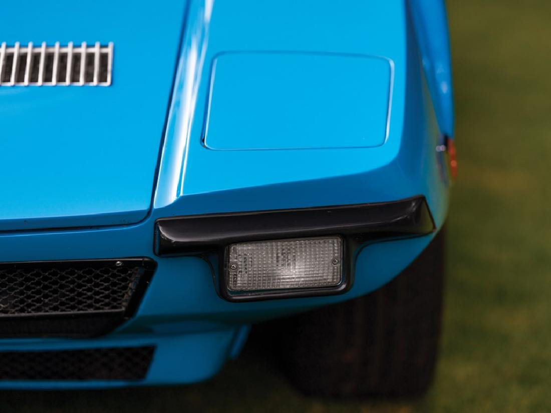 1971 De Tomaso Pantera by Ghia - 6