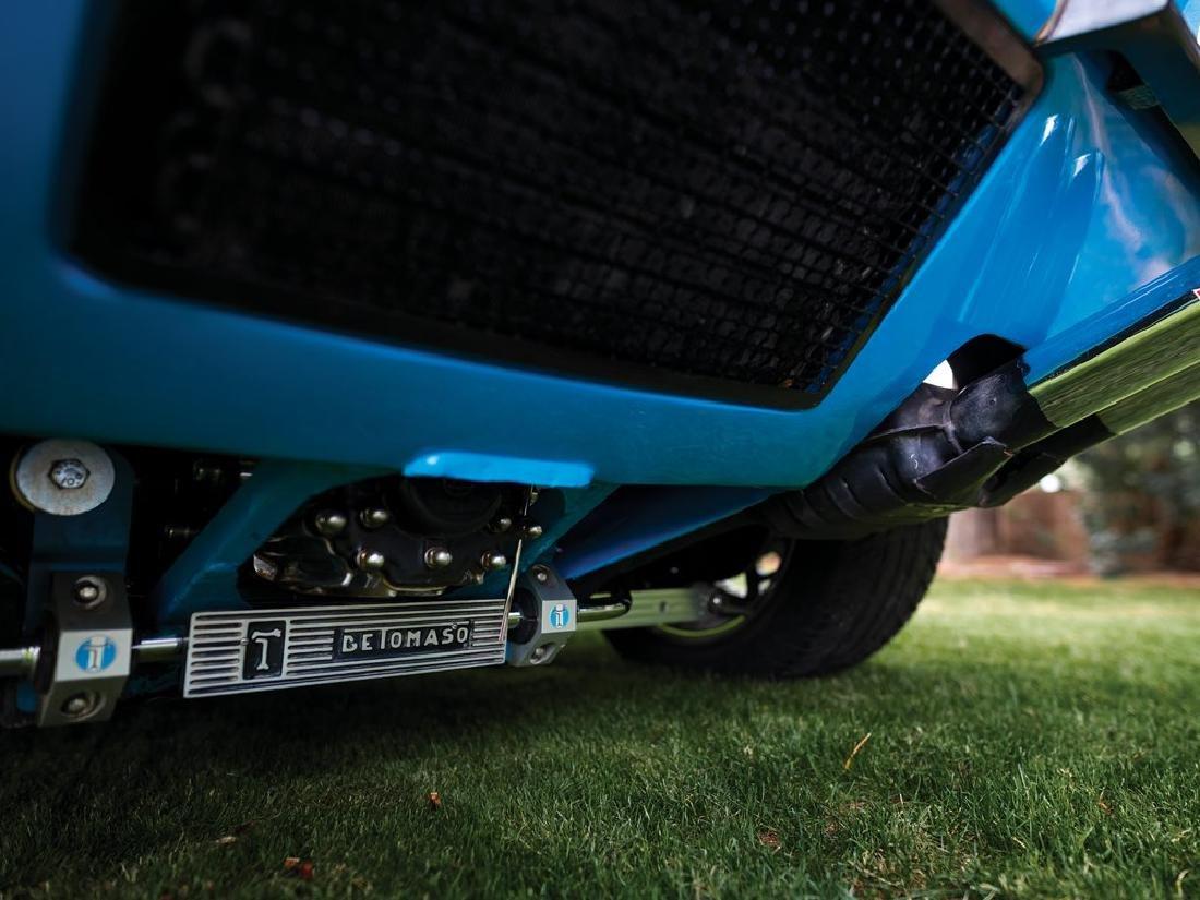 1971 De Tomaso Pantera by Ghia - 7