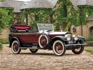 1923 Rolls-Royce Silver Ghost Salamanca by Rolls-Royce