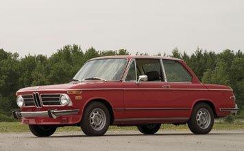 201: 1973 BMW 2002 TII