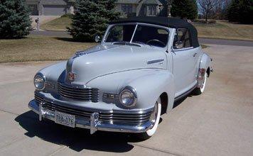 204: 1948 Nash Ambassador Convertible