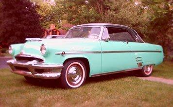 209: 1954 Mercury Sun Valley
