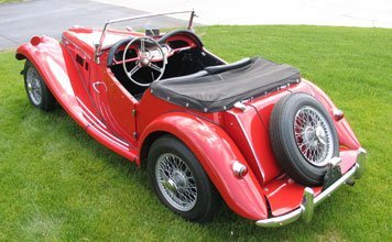 210: 1955 MG TF 1500 - 2