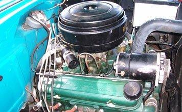 211: 1955 Pontiac Star Chief Convertible - 3