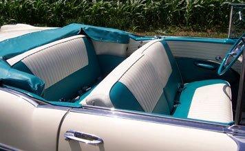 211: 1955 Pontiac Star Chief Convertible - 4