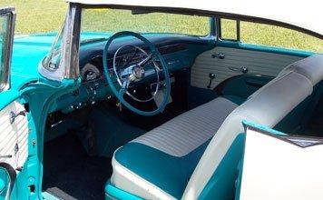 211: 1955 Pontiac Star Chief Convertible - 6