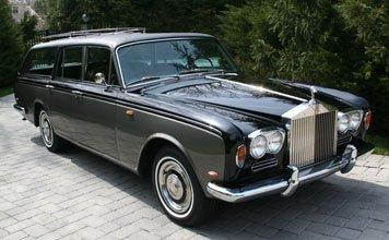 214: 1969 Rolls-Royce Silver Shadow Estate Wagon