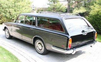 214: 1969 Rolls-Royce Silver Shadow Estate Wagon - 2