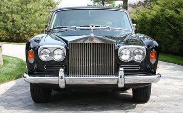 214: 1969 Rolls-Royce Silver Shadow Estate Wagon - 4