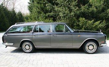 214: 1969 Rolls-Royce Silver Shadow Estate Wagon - 5