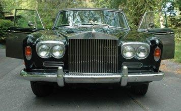 214: 1969 Rolls-Royce Silver Shadow Estate Wagon - 6