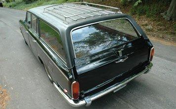 214: 1969 Rolls-Royce Silver Shadow Estate Wagon - 7
