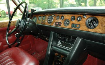 214: 1969 Rolls-Royce Silver Shadow Estate Wagon - 9