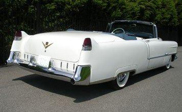 215: 1955 Cadillac Series 62 Convertible Coupe - 10